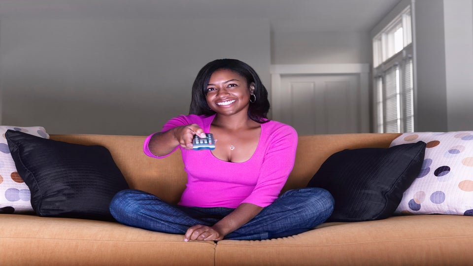 The Write or Die Chick: A Little Couch Time Never Hurt Anybody