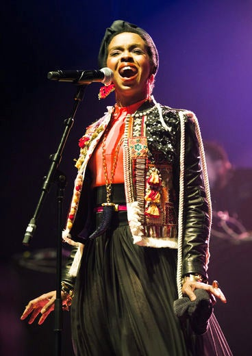 Lauryn Hill Explains Why She Didn't Pay Taxes