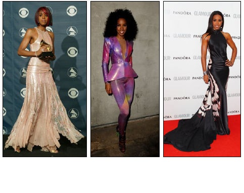 Style Evolution: Kelly Rowland