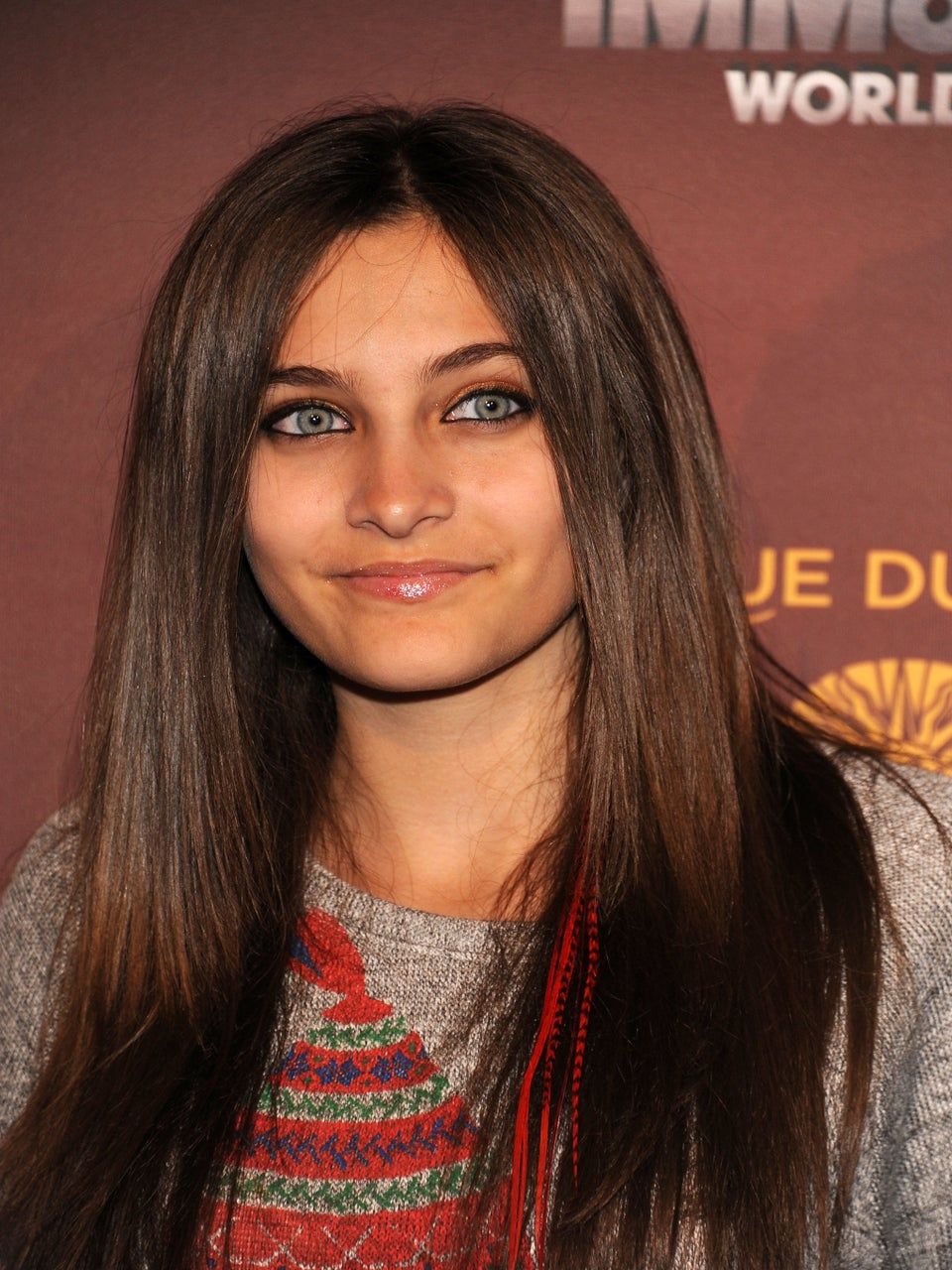 Paris Jackson: 'Some People Try to Cyberbully Me'