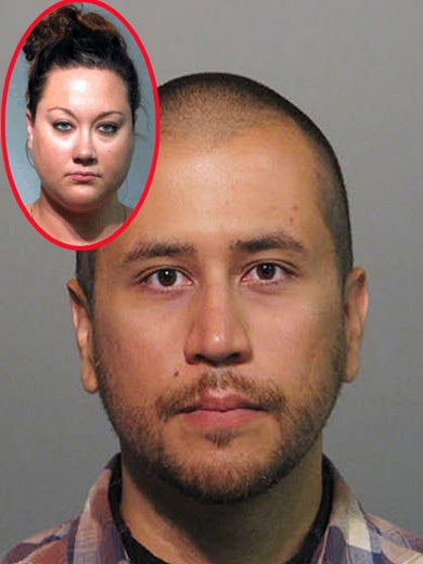 George Zimmerman's Wife Arrested & Charged with Perjury