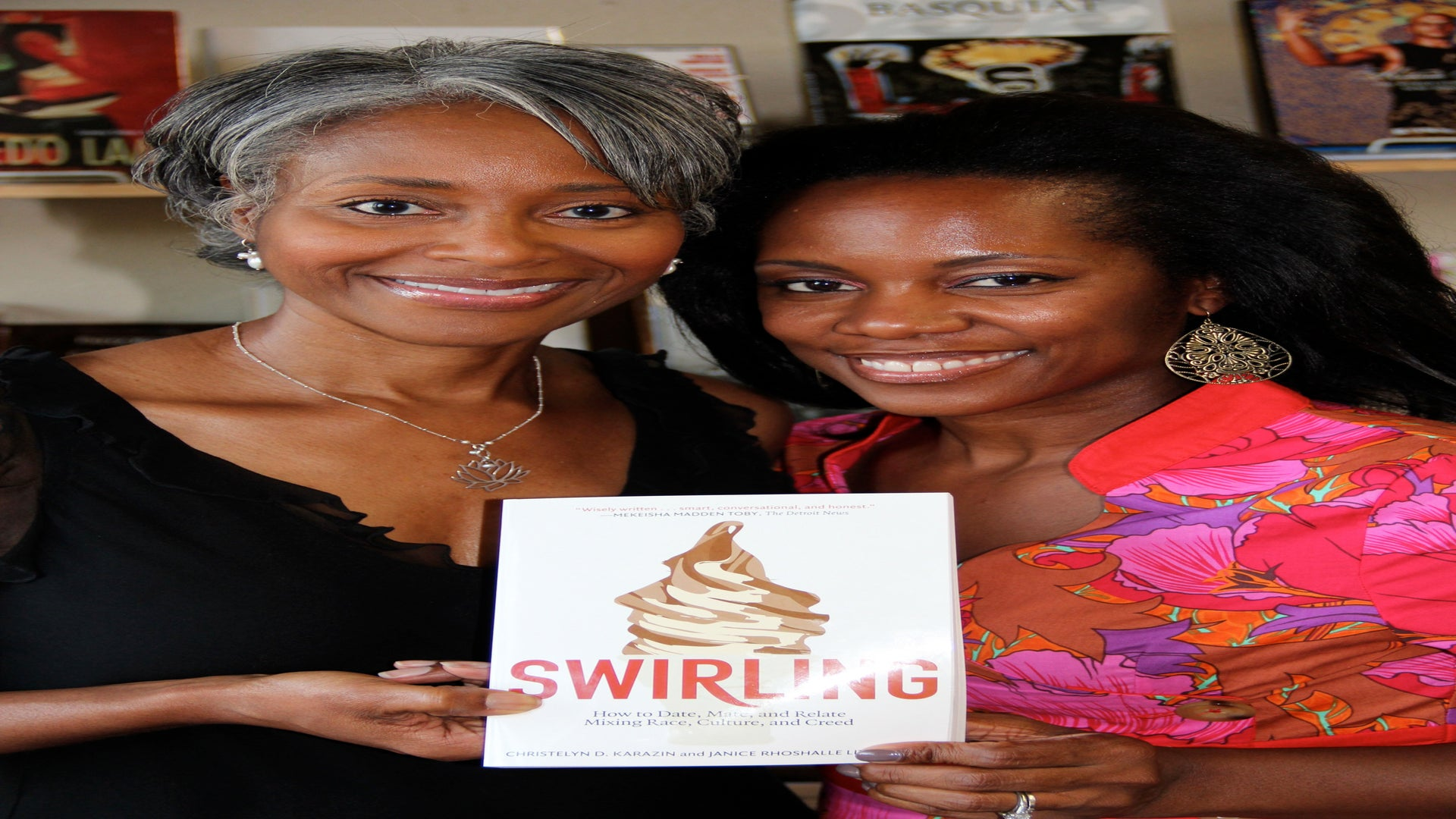 Authors of New Book 'Swirling' Get Real About Dating Across Race, Religion and Creed