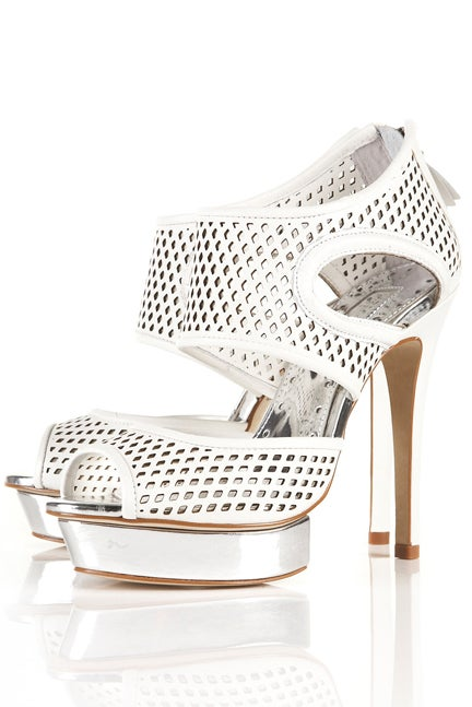 Summer Essentials: White Hot Heels