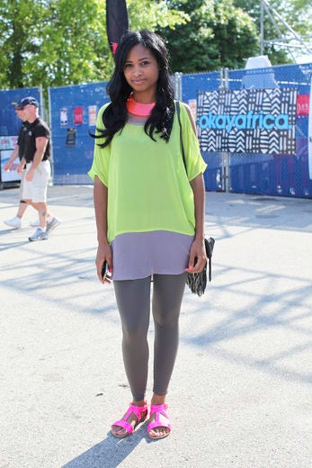 Street Style: The Roots' Fifth Annual Picnic