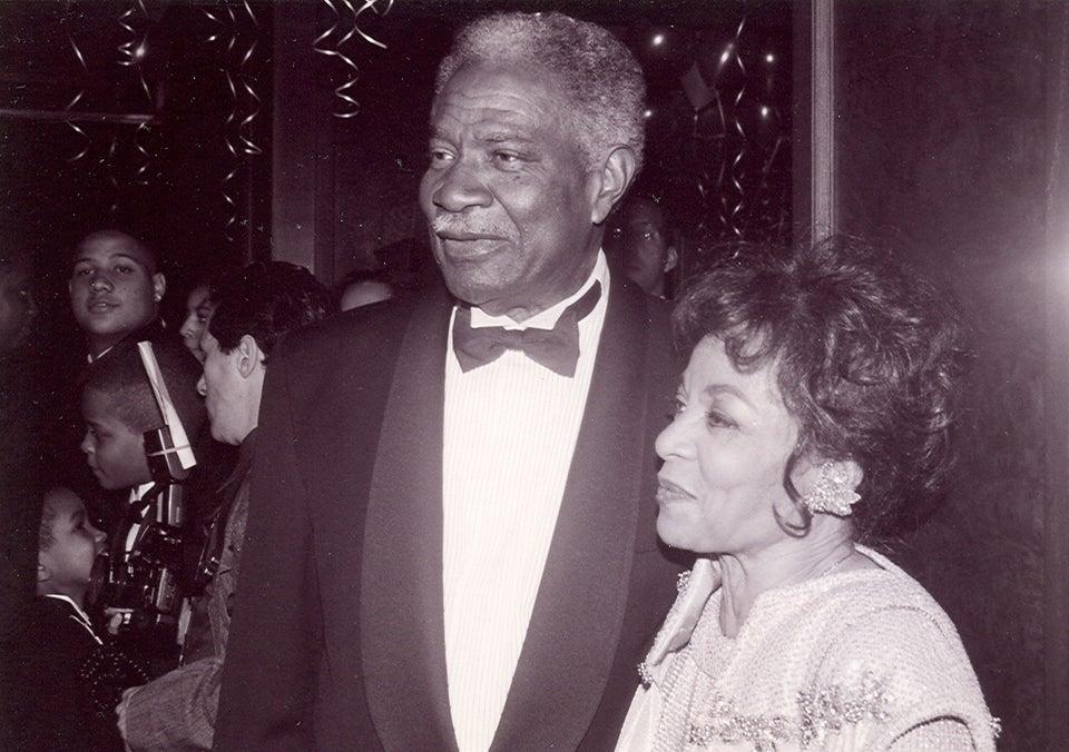 Ruby Dee On Marriage and Loving Ossie Davis