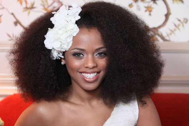 """Reader Q&A: """"How Can I Style My Natural Hair for My Wedding?"""""""