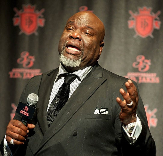 35th Anniversary Celebration for Bishop T  D  Jakes - Essence
