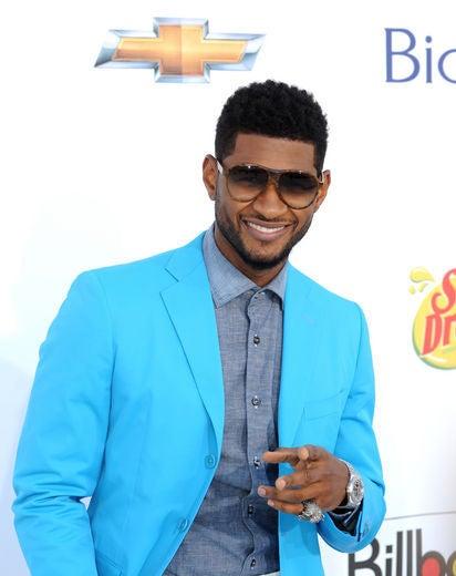 Usher Leads 2012 Soul Train Nominations