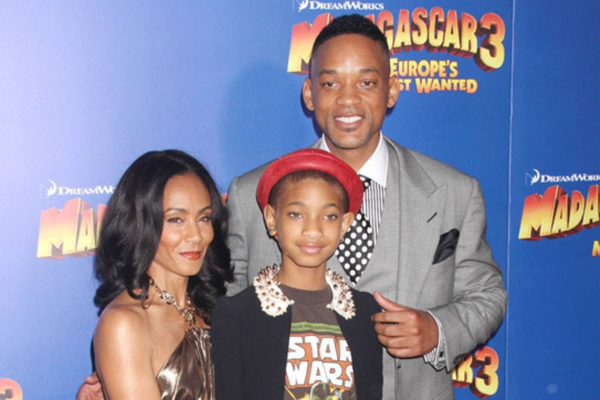 Exclusive: Jada Pinkett Smith Thinks Will Smith Is 'The Best Father in ...
