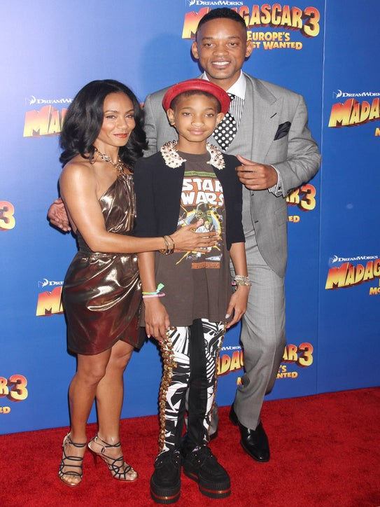 Exclusive: Jada Pinkett Smith Thinks Will Smith Is 'The Best Father in the World'