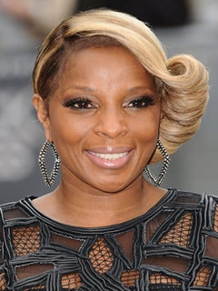 Hairstyle File: Mary J. Blige