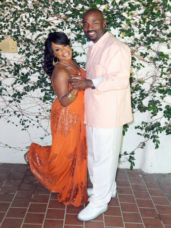 Inside Niecy Nash's Wedding Anniversary Celebration