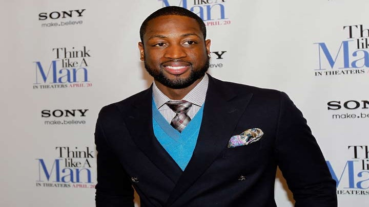 Dwyane Wade's Book on Fatherhood Out in September