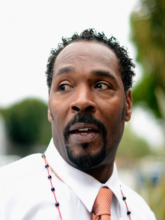 Family and Friends Bury Rodney King in Hollywood