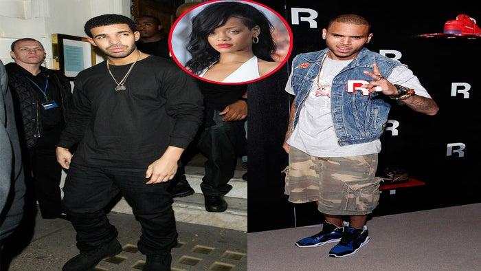 Real Talk: Why is Rihanna Blamed for Brawl?