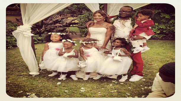 Bobby Brown and Alicia Etheredge Marry in Hawaii