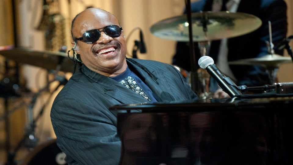 Coffee Talk: Stevie Wonder Calls for Stricter Gun Laws