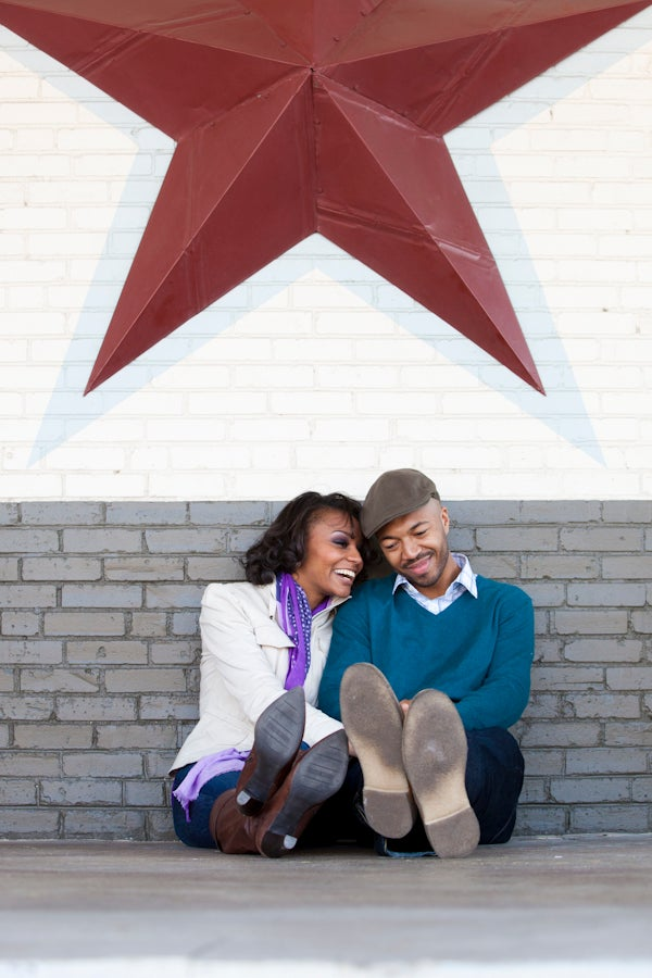 Just Engaged: Brittney and Marvin