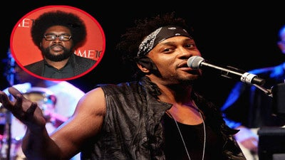 Questlove Says D'Angelo's New Album Will Be a Radical 180 Turn