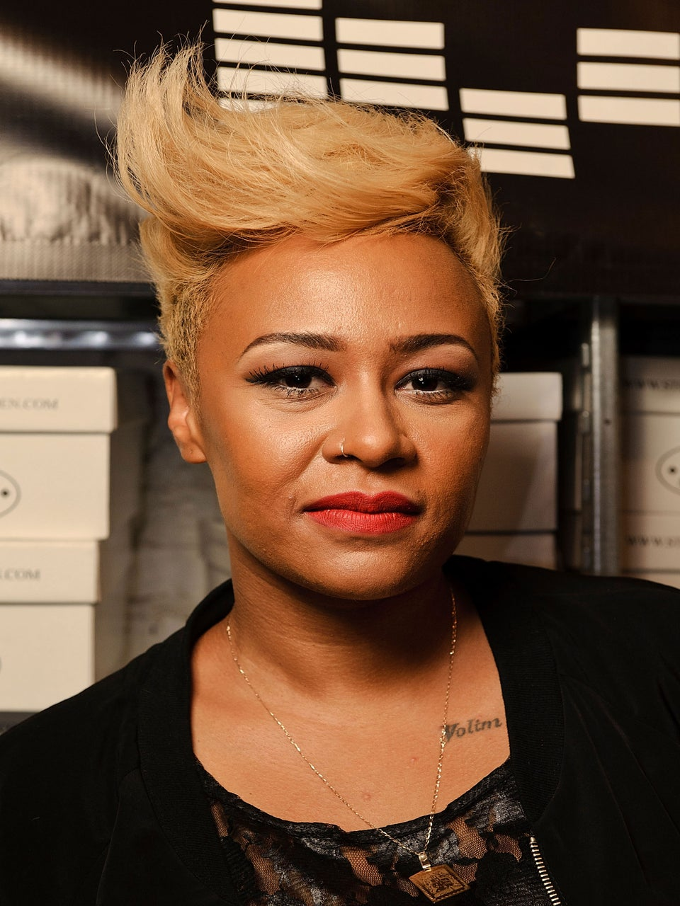EXCLUSIVE: UK Singer Emeli Sande on Her American Debut, 'Our Version of Events'