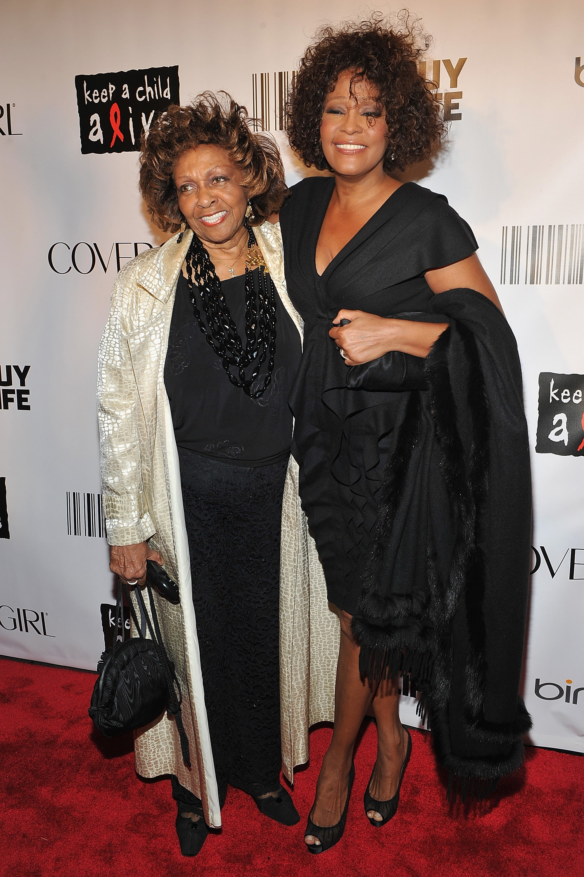 Coffee Talk: Will Cissy Houston Honor Whitney at the BET Awards?