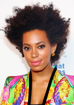 Solange on Beyoncé's Daughter Blue Ivy: 'She's Angelic'