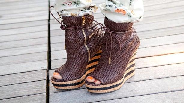 Accessories Street Style: Summer Sandals