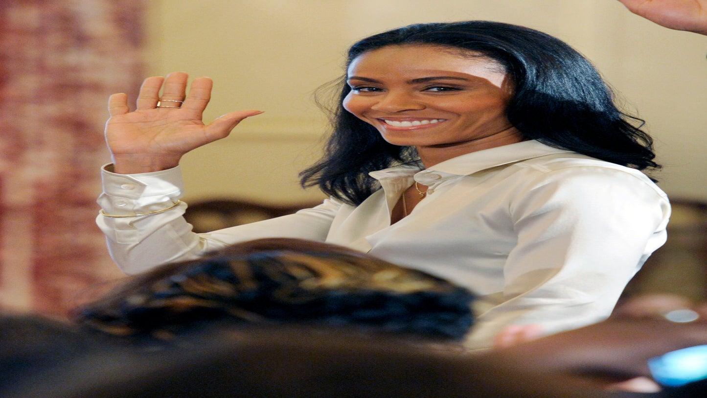Coffee Talk: Jada Pinkett Smith Joins Fight Against Human Trafficking