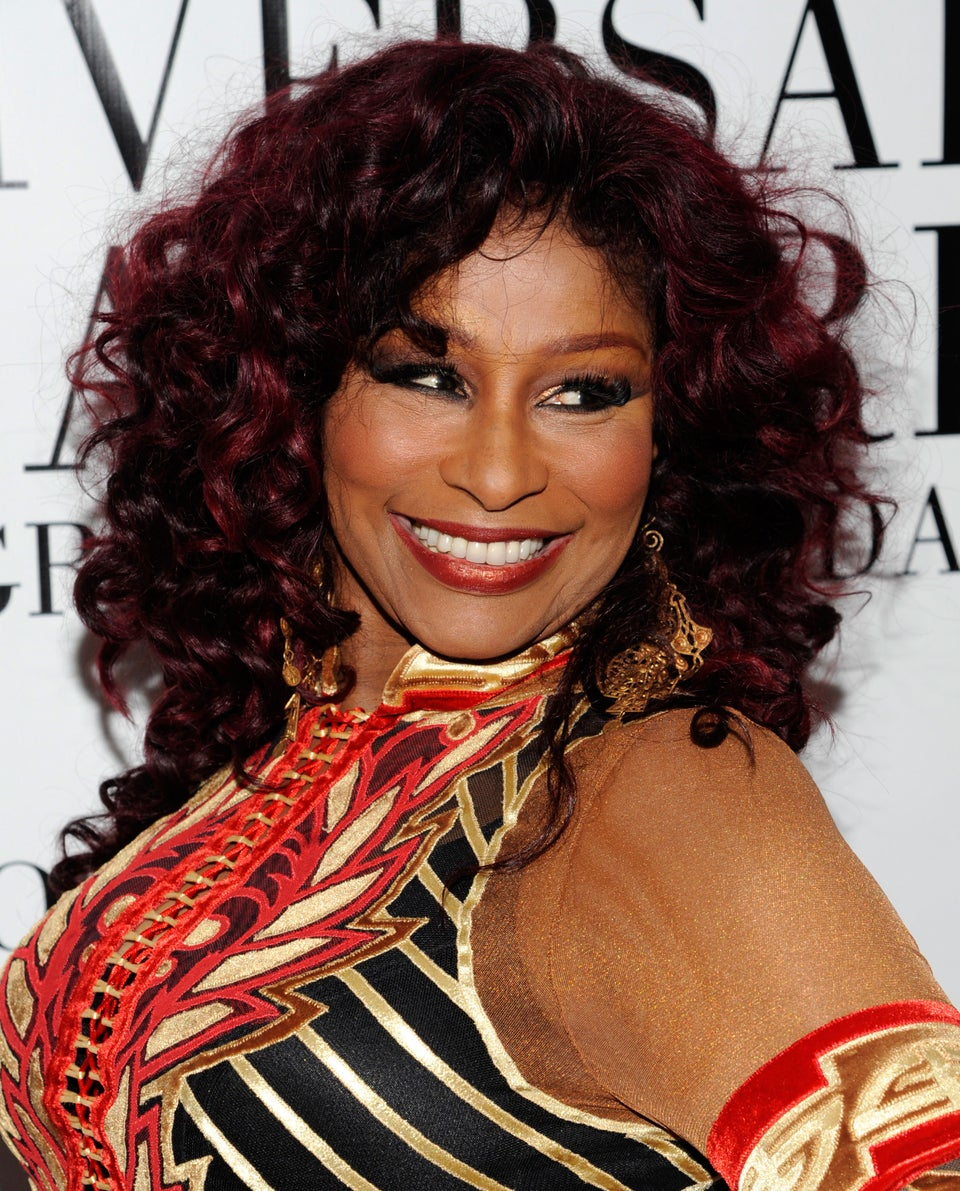 EXCLUSIVE: Chaka Khan on Giving Back to Women in New Orleans & 60-Pound Weight-Loss