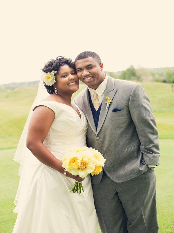 Bridal Bliss: My College Crush