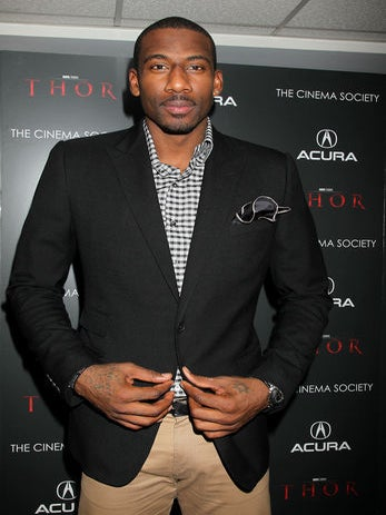 Coffee Talk: Amar'e Stoudemire Fined $50K for Gay Slur