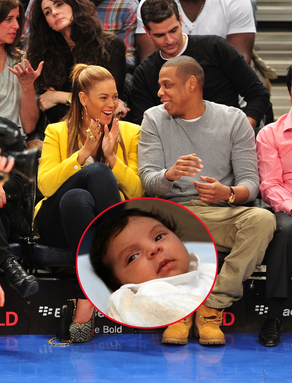 Blue Ivy Receives Honorary Citizenship in Croatia