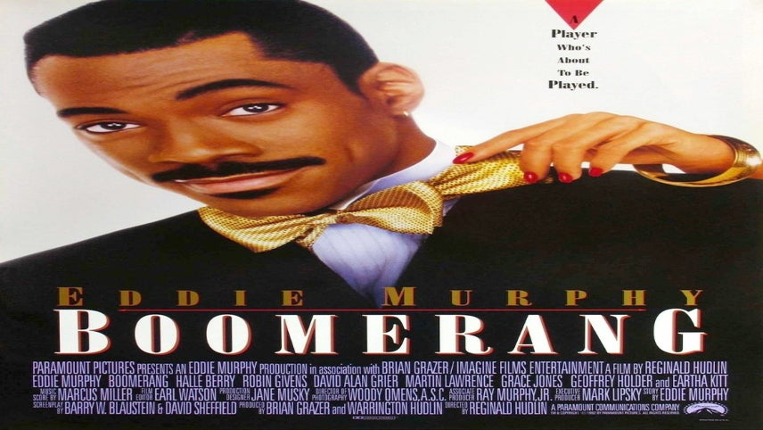 Real Talk: 'Boomerang' Turns 20: Your Favorite Moments?