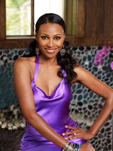 "EMF: ""Real Housewife"" Cynthia Bailey Through The Years"
