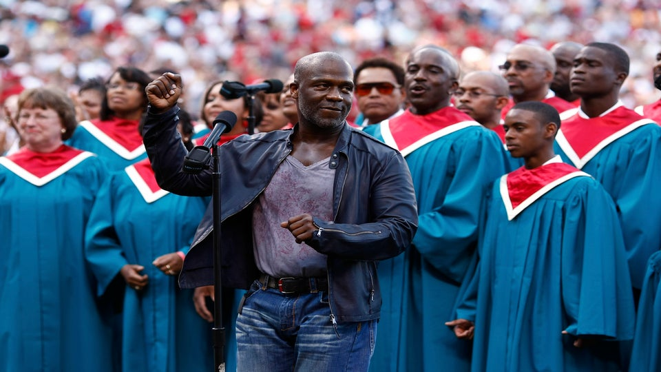 5 Questions for BeBe Winans on His New Patriotic Album 'America America'