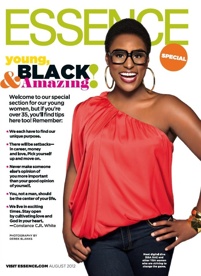 ESSENCE's YBA Cover