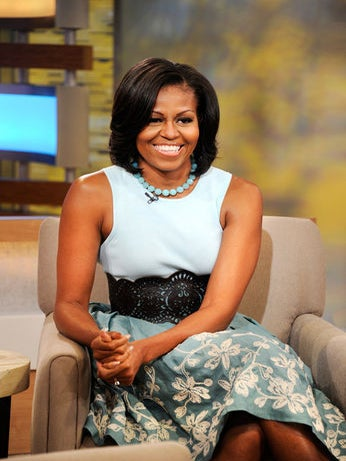 Exclusive: First Lady Michelle Obama on Being Successful & Having It All