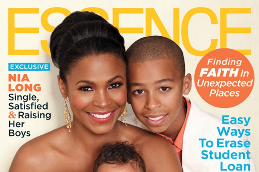 Nia Long Graces the August Cover of ESSENCE - Essence