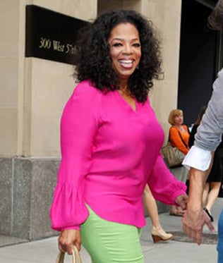 Coffee Talk: Oprah Purchases Her Father's Barbershop Out of Foreclosure