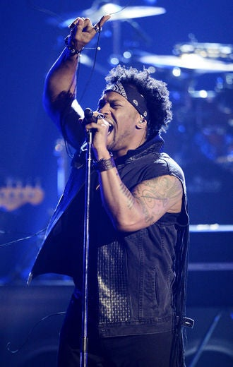 D'Angelo Makes His Television Comeback on the BET Awards