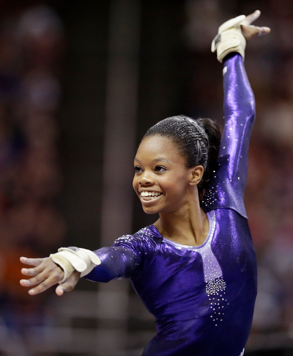 Gabby Douglas is Officially Olympics Bound