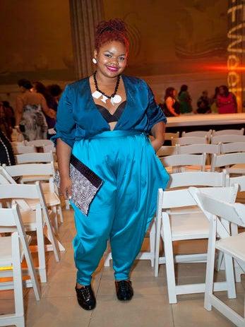 Street Style: Full-Figured Fashionistas