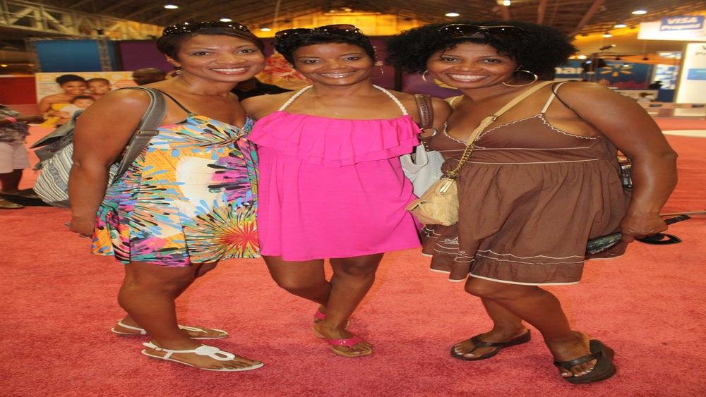 ESSENCE Festival 2012: Girlfriends' Getaway