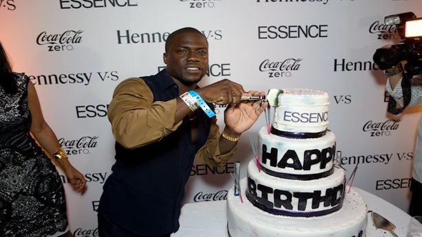 ESSENCE Celebrates Kevin Hart's Birthday Party in New Orleans