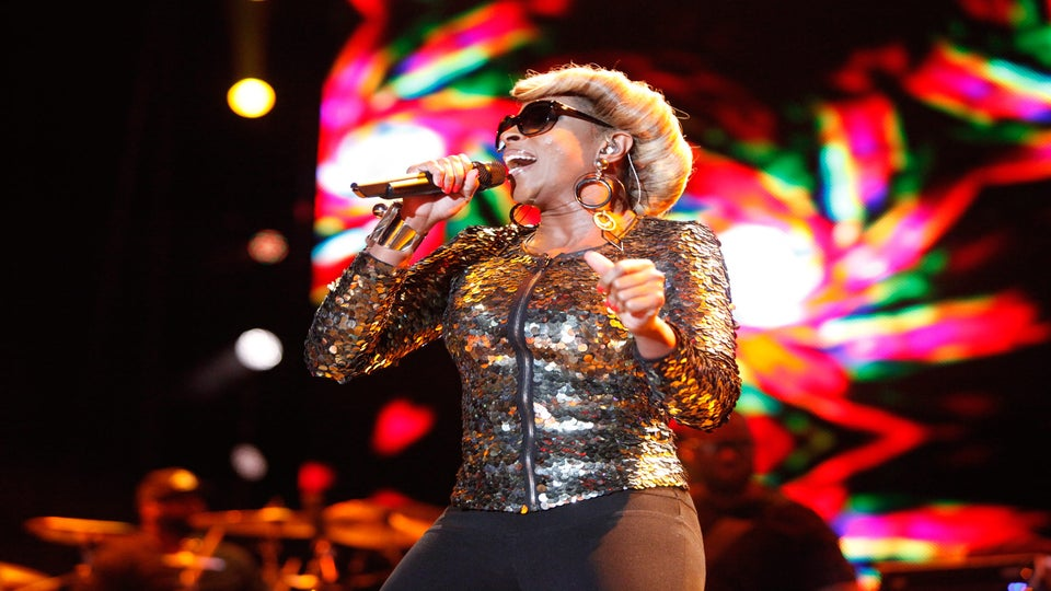 ESSENCE Music Festival 2012: Live from the Superdome, Day 2