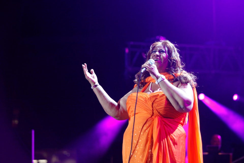 ESSENCE Music Festival 2012: Live from the Superdome, Day 3