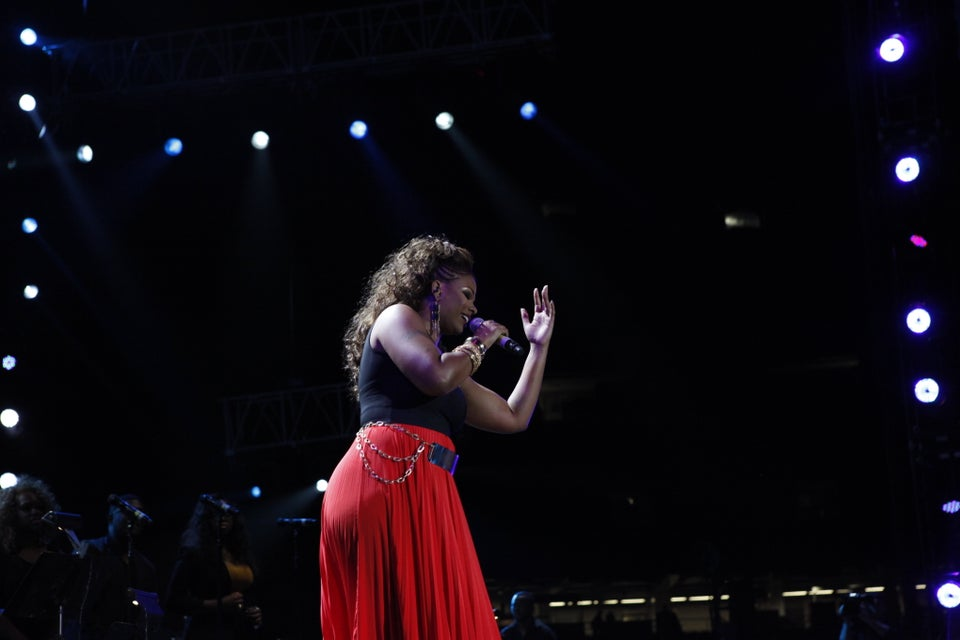 'R&B Divas' Honor Whitney Houston and More at ESSENCE Music Festival