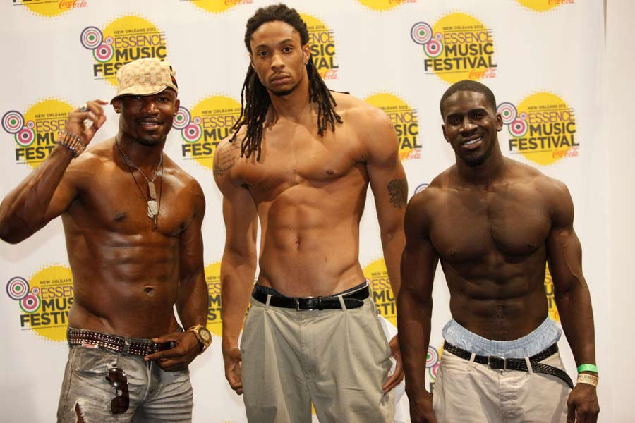 ESSENCE Music Festival 2012: The Sexiest Eye Candy Pageant Moments