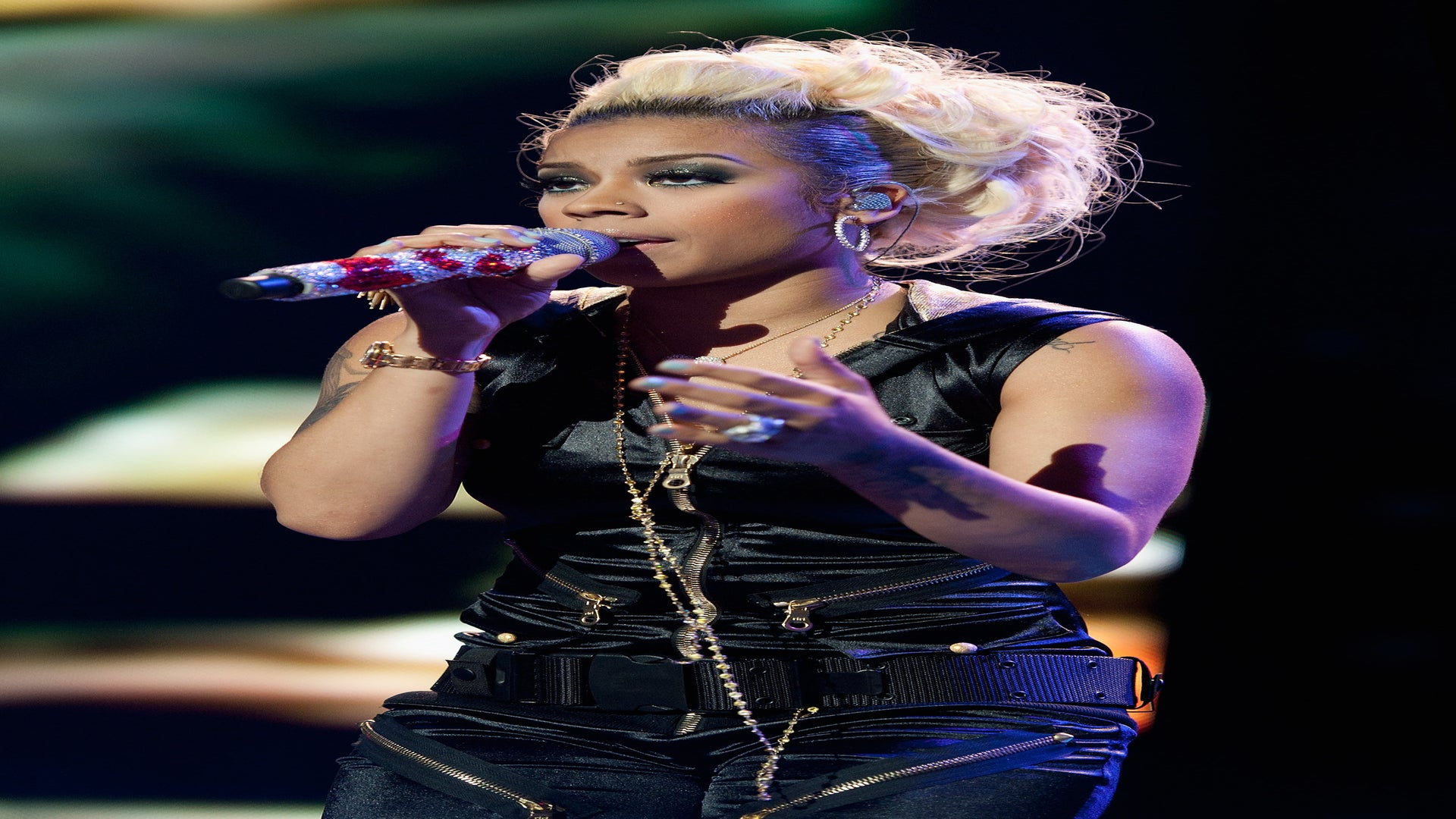 Keyshia Cole: Motherhood and Marriage Has Changed My Music, I'm Happy Now
