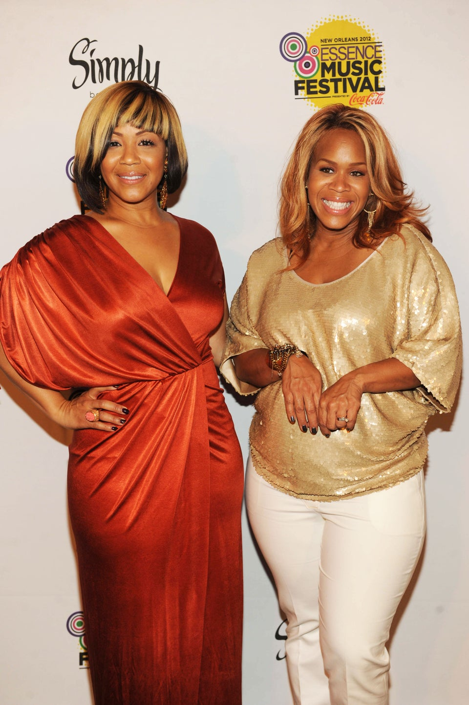 Gospel Artists Honor Mary Mary and Fred Hammond at the 2012 ESSENCE Music Festival